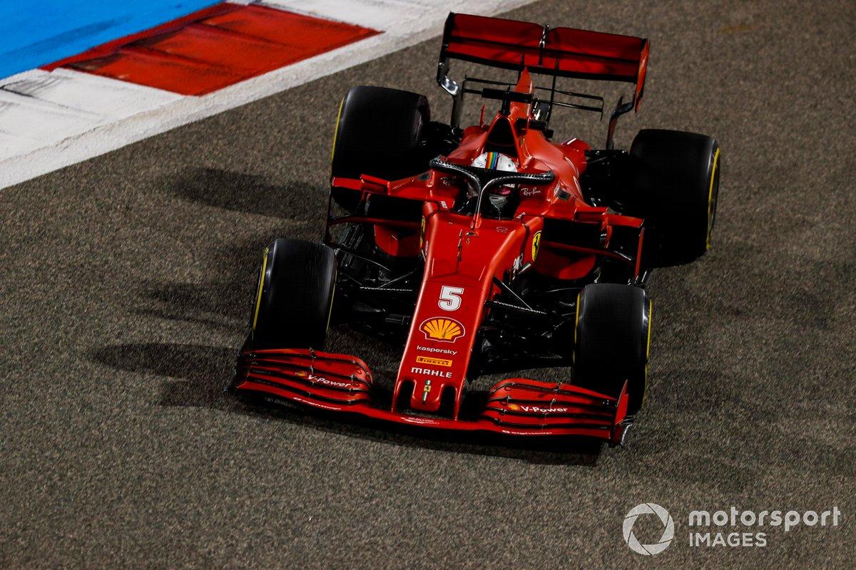 "2020: Ferrari SF1000 ""Lucilla"""
