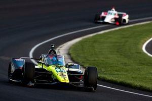 Ed Jones Dale Coyne Racing with Vasser Sullivan Honda