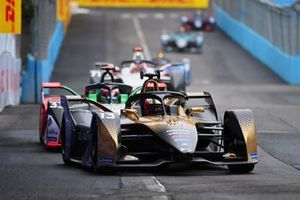 Antonio Felix da Costa, DS Techeetah, DS E-Tense FE21, Rene Rast, Audi Sport ABT Schaeffler, Audi e-tron FE07