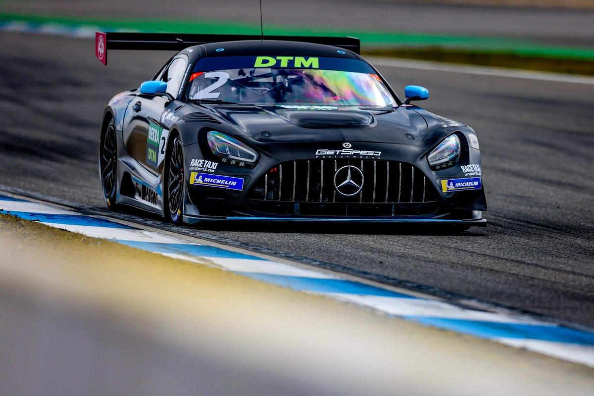 Arjun Maini, GetSpeed Performance, Mercedes AMG GT3