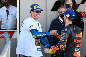 Pol Espargaro, Red Bull KTM Factory Racing, Joan Mir, Team Suzuki MotoGP