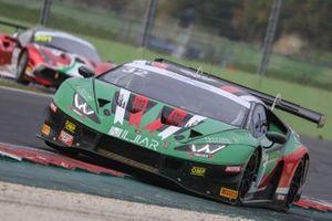 Kikko Galbiati, Giovanni Venturini, Imperiale Racing. Lamborghini Huracan GT3 Evo,