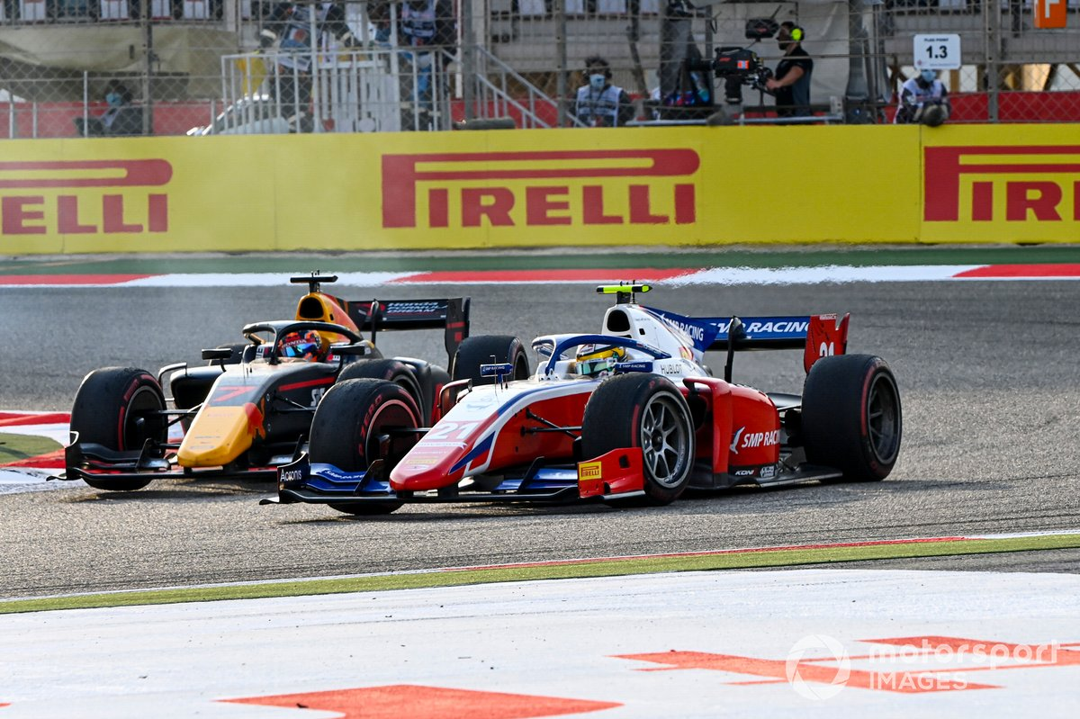 Robert Shwartzman, Prema Racing, Yuki Tsunoda, Carlin