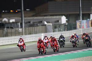 Arrancada Francesco Bagnaia, Ducati Team líder