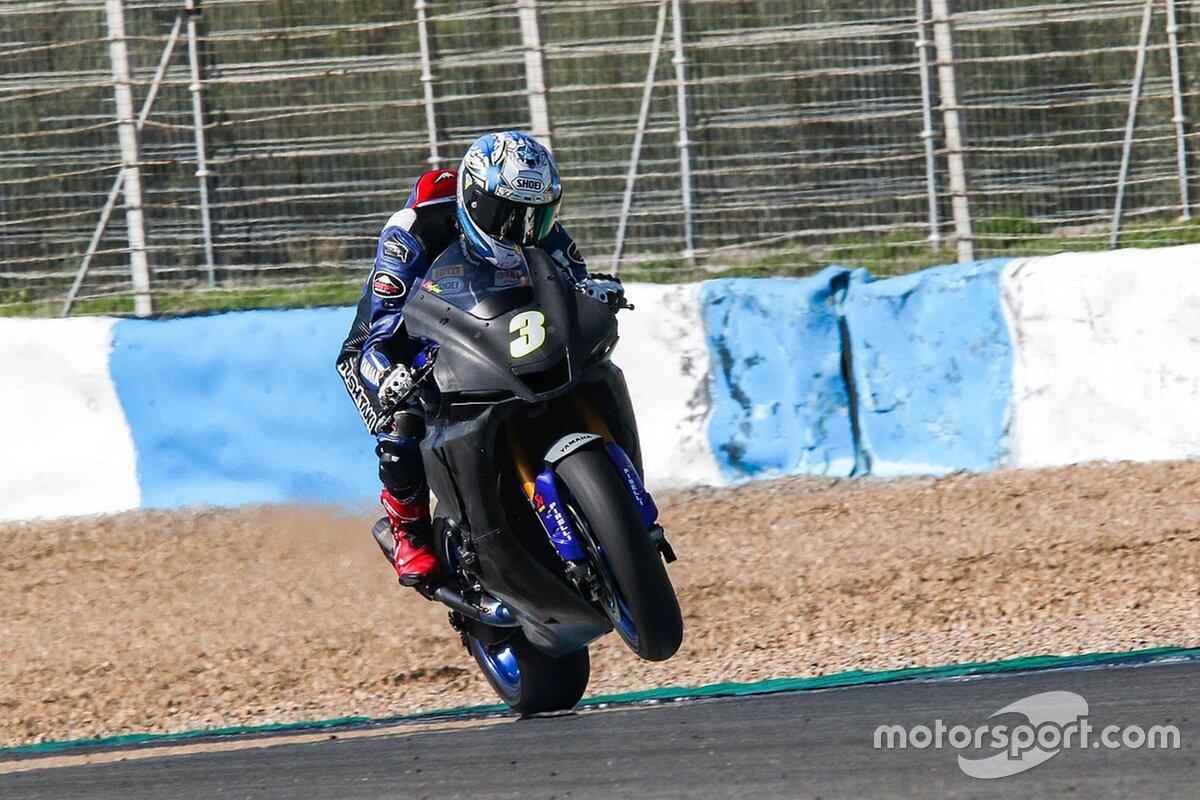 Kohta Nozane, Kawasaki Puccetti Racing