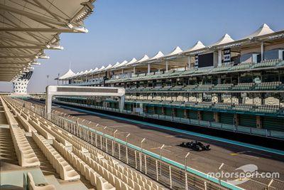 Alonso Renault Abu Dhabi testi