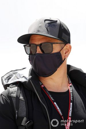 Кими Райкконен, Alpha Romeo Racing
