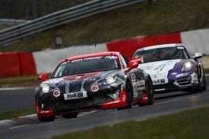 #110 Alpine A110 GT4: Janis Waldow, Max Lamesch, Andreas Patzelt, Steve Jans