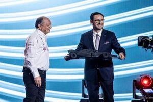 Frédéric Vasseur, Team Principal Alfa Romeo Racing, Daniel Obajtek, PKN Orlen/PDG