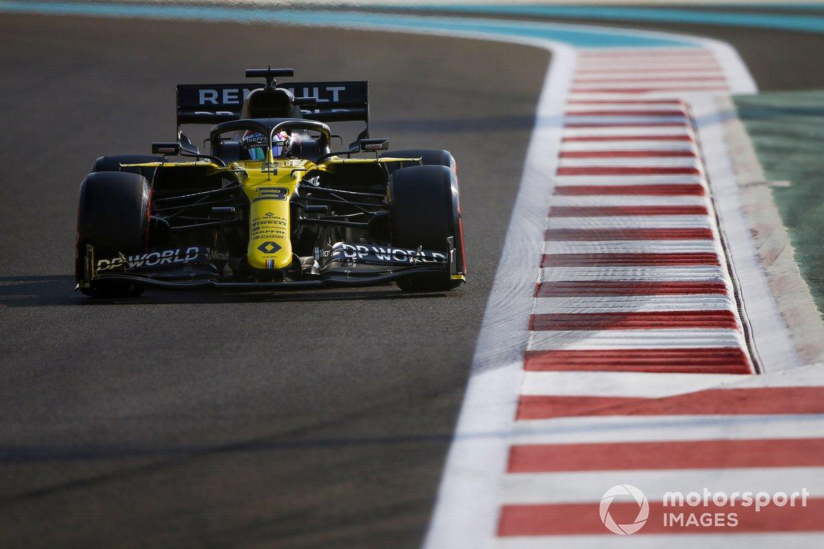 4. Daniel Ricciardo, Renault F1 Team