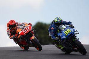 Marc Marquez, Repsol Honda Team, Joan Mir, Team Suzuki MotoGP