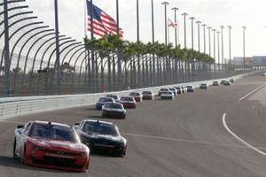 J.J. Yeley, SS Green Light Racing, Chevrolet Camaro Work Pro