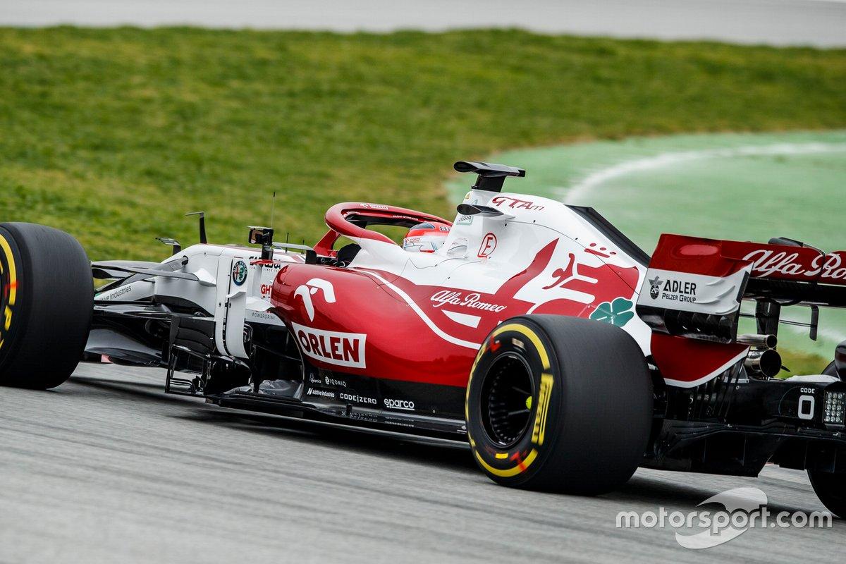 Robert Kubica, Alfa Romeo Racing C41