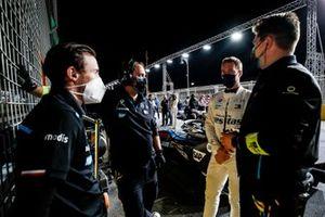 Stoffel Vandoorne, Mercedes Benz EQ, on the grid with his team