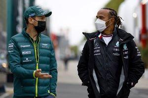 Sebastian Vettel, Aston Martin, Lance Stroll, Aston Martin