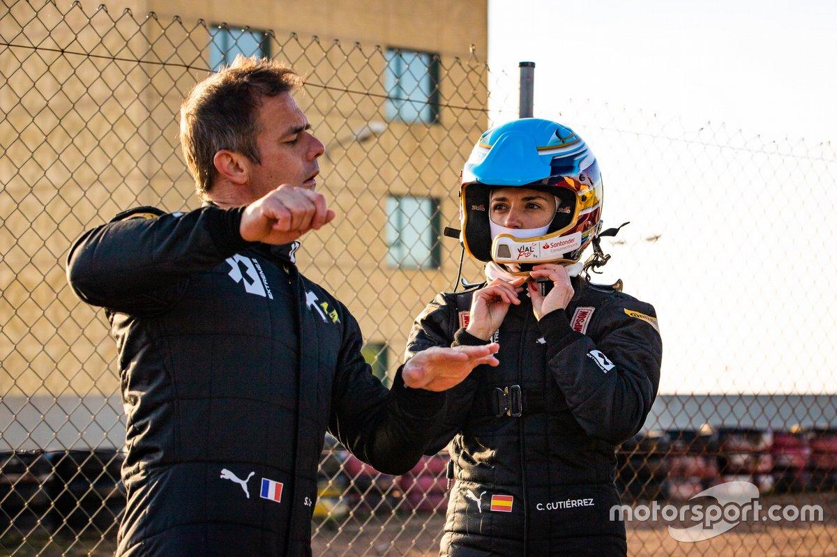 Sébastien Loeb, Cristina Gutiérrez, X44
