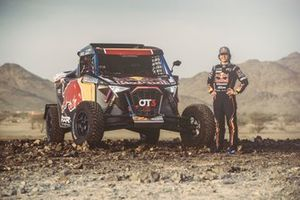 #387 Red Bull Off-Road Team USA OT3: Cristina Gutierrez Herrero