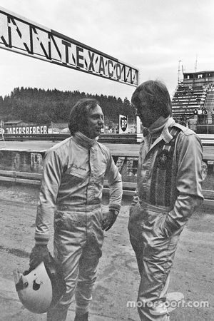 Chris Amon, Ensign N175, Ronnie Peterson, Lotus 72E