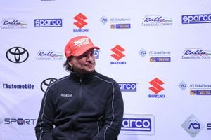 Paolo Andreucci, Team MRF Tyres