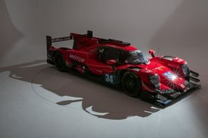 #34 Racing Team Turkey Oreca 07, Salih Yoluç, Charlie Eastwood, Harry Tincknell, decoración 2021