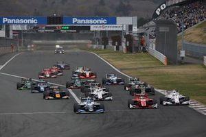 Start der Super Formula 2021 in Fuji