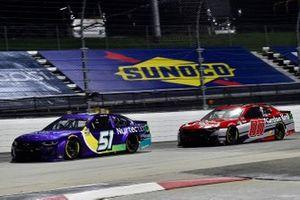 Cody Ware, Petty Ware Racing, Chevrolet Camaro NURTEC ODT, Quin Houff, StarCom Racing, Chevrolet Camaro Gardner Marsh