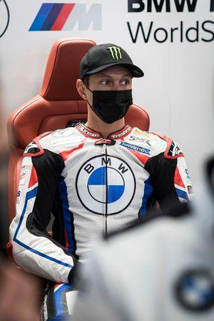 Michael van der Mark en el equipo BMW Motorrad WorldSBK