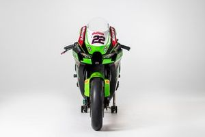 La moto di Alex Lowes, Kawasaki Racing Team WorldSBK