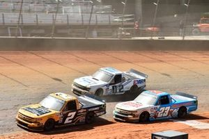 Sheldon Creed, GMS Racing, Chevrolet Silverado Chevy Accessories, Chase Purdy, GMS Racing, Chevrolet Silverado BamaBuggies.com