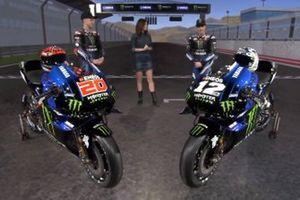 Маверик Виньялес, Фабио Куартараро, Yamaha Factory Racing