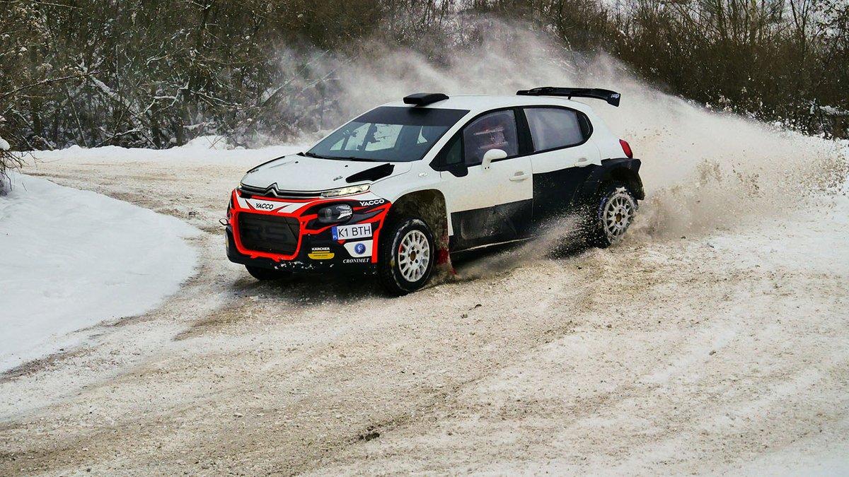 Łukasz Kotarba, Tomasz Kotarba, Citroen C3 Rally2