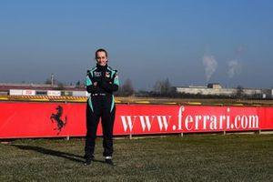 Maya Weug, Ferrari Driver Academy