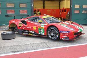 La Ferrari 488 GTE Evo di Daniel Serra, Miguel Molina, AF Corse