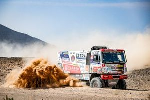 #514 Tatra Buggyra Racing: Martin Soltys, David Schovanek, Tomáš Šikola