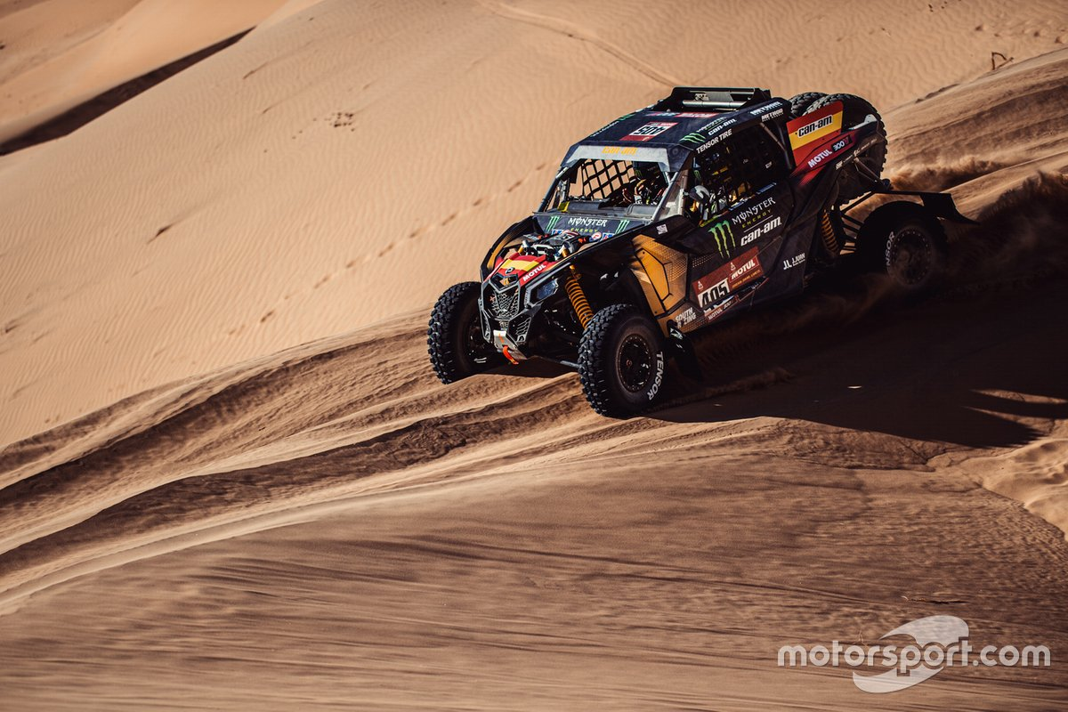 #405 Monster Energy Can-Am: Guell Gerard Farres, Armand Monleon