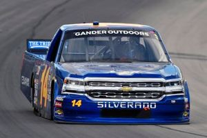 Trey Hutchens III, Trey Hutchens Racing, Chevrolet Silverado Heintz Performance/Team Texas High Performance Driving School