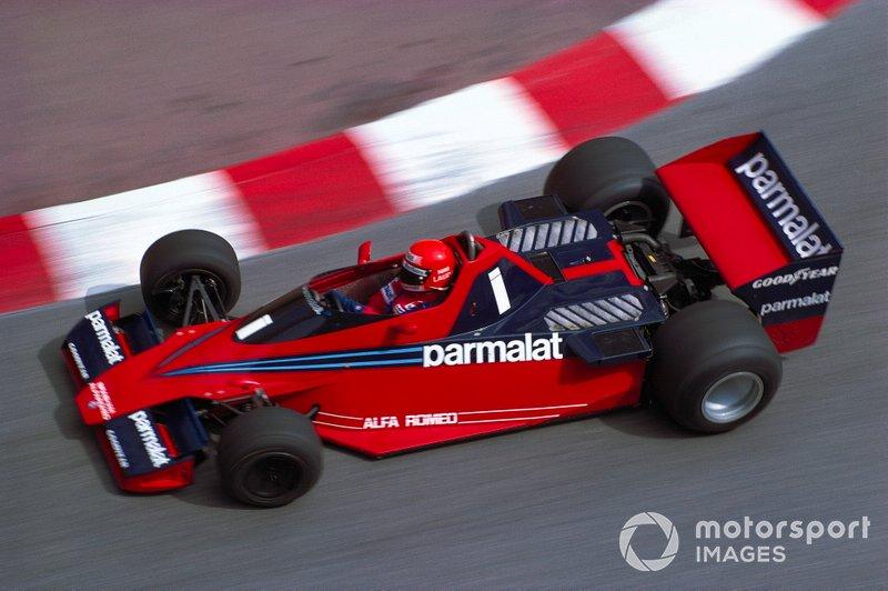 Niki Lauda zu Brabham (1978)