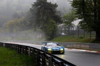 #5 Phoenix Racing Audi R8 LMS: Vincent Kolb, Kim Luis Schramm
