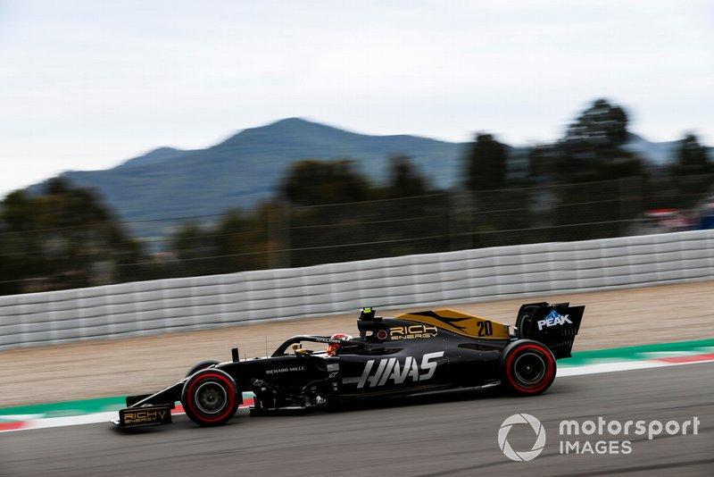 kKevin Magnussen, Haas F1 Team VF-19