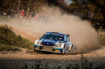 Lukasz Habaj, Daniel Dymurski, Rally Liepaja, Skoda Fabia R5, FIA ERC, ERC, SRT