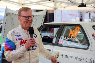 Ari Vatanen, BMW M3