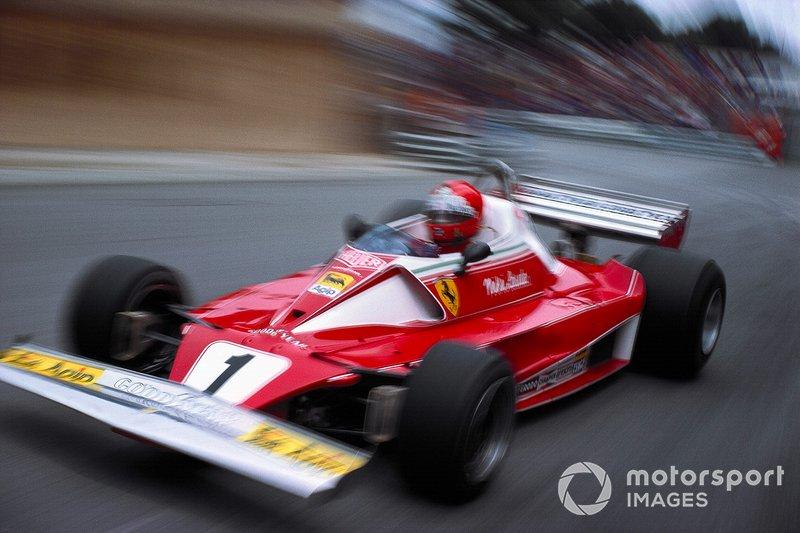 Nr. 11: Grand Prix von Monaco 1976 in Monte Carlo