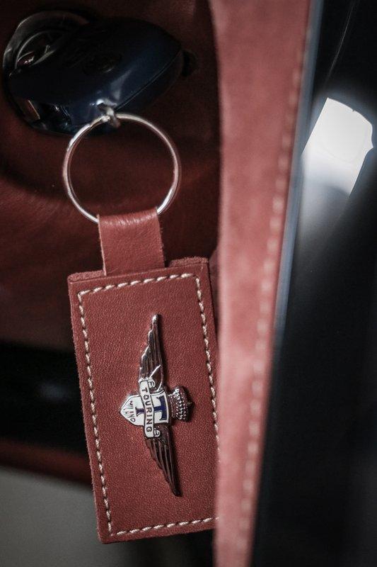 Touring Sciàdipersia Cabriolet, chiavi