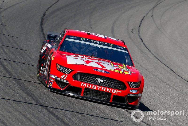 4. Daniel Suarez, Stewart-Haas Racing, Ford Mustang