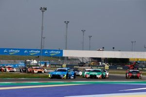 Départ, Robin Frijns, Audi Sport Team Abt Sportsline, Audi RS5 DTM mène le peloton