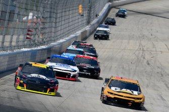 William Byron, Hendrick Motorsports, Chevrolet Camaro Axalta, Daniel Hemric, Richard Childress Racing, Chevrolet Camaro Caterpillar