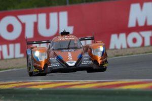 #26 G-Drive Racing Aurus 01: Роман Русинов, Йоб ван Эйтерт и Жан-Эрик Вернь