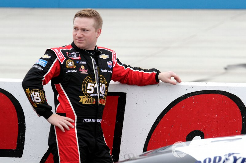 16. NASCAR Cup: Tyler Reddick con Richard Childress Racing