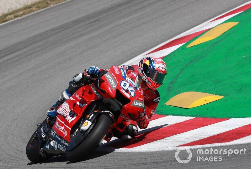 #04 Andrea Dovizioso, Ducati Team, confirmado para 2020