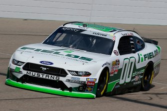 Cole Custer, Stewart-Haas Racing, Ford Mustang FIELDS